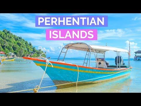 THE ULTIMATE TROPICAL DESTINATION - Perhentian Islands, Malaysia