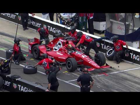 2016 100th Indianapolis 500 Miller Lite Carb Day Highlights