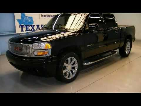Pre-Owned 2005 GMC Sierra Denali Dallas TX - YouTube