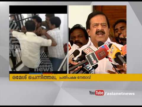 Ramesh Chennithala's responds on Pulsar Suni arrested from Kochi court premises