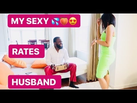 HUSBAND RATES MY HOTTEST OUTFITS😍 | HUSBAND RATES MY FASHION NOVA OUTFITS!
