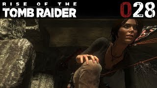 Rise of the Tomb Raider #028 | Die Bäder von Kitesch | Let's Play Gameplay Deutsch thumbnail