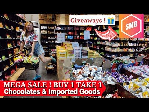 Bagsakan Ng Murang Tsokolate   MEGA Sale Chocolates And Imported Goods (ShopVlogMas #7)