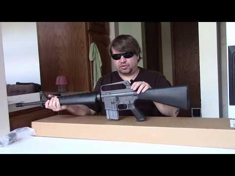 Colt's Retro M16A1 Reissue: Indepth Review & Comparison