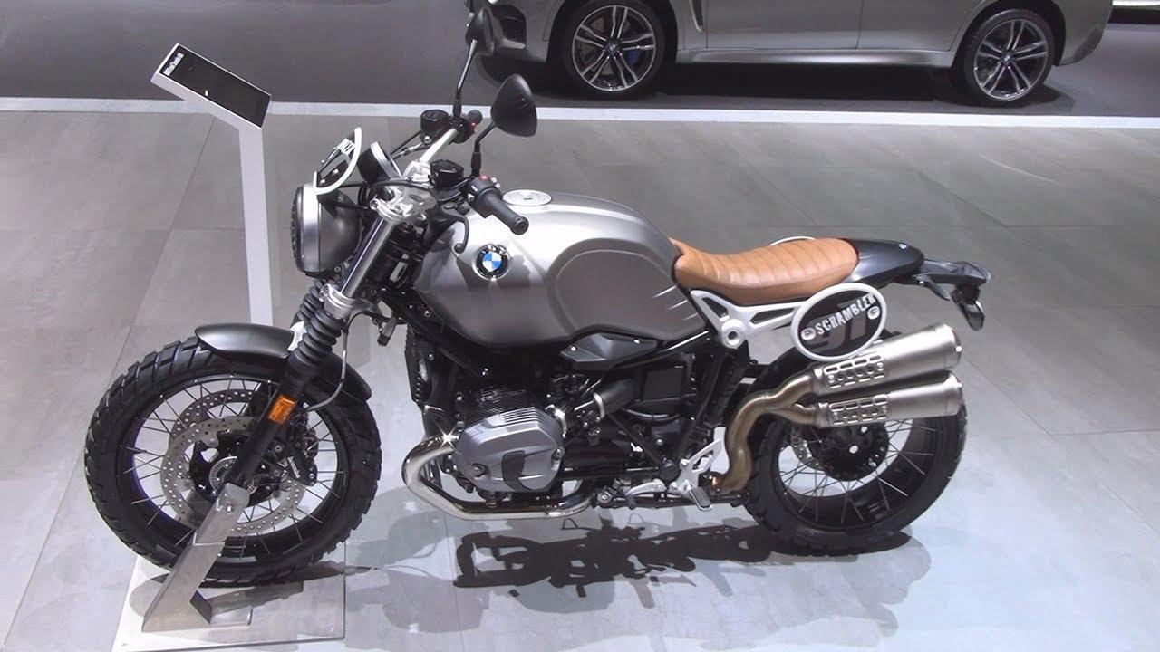 Bmw Motorrad R Ninet Scrambler Abs 2016 Exterior And Interior