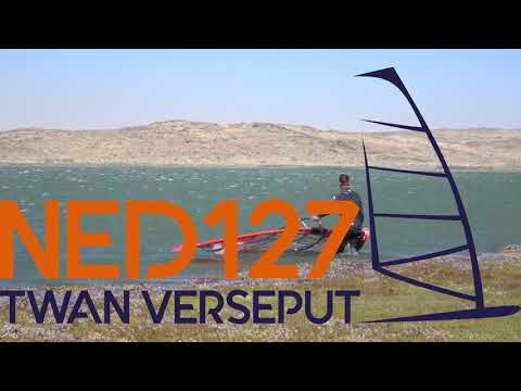 NED 127 Speedsailing Luderitz Second Lagoon
