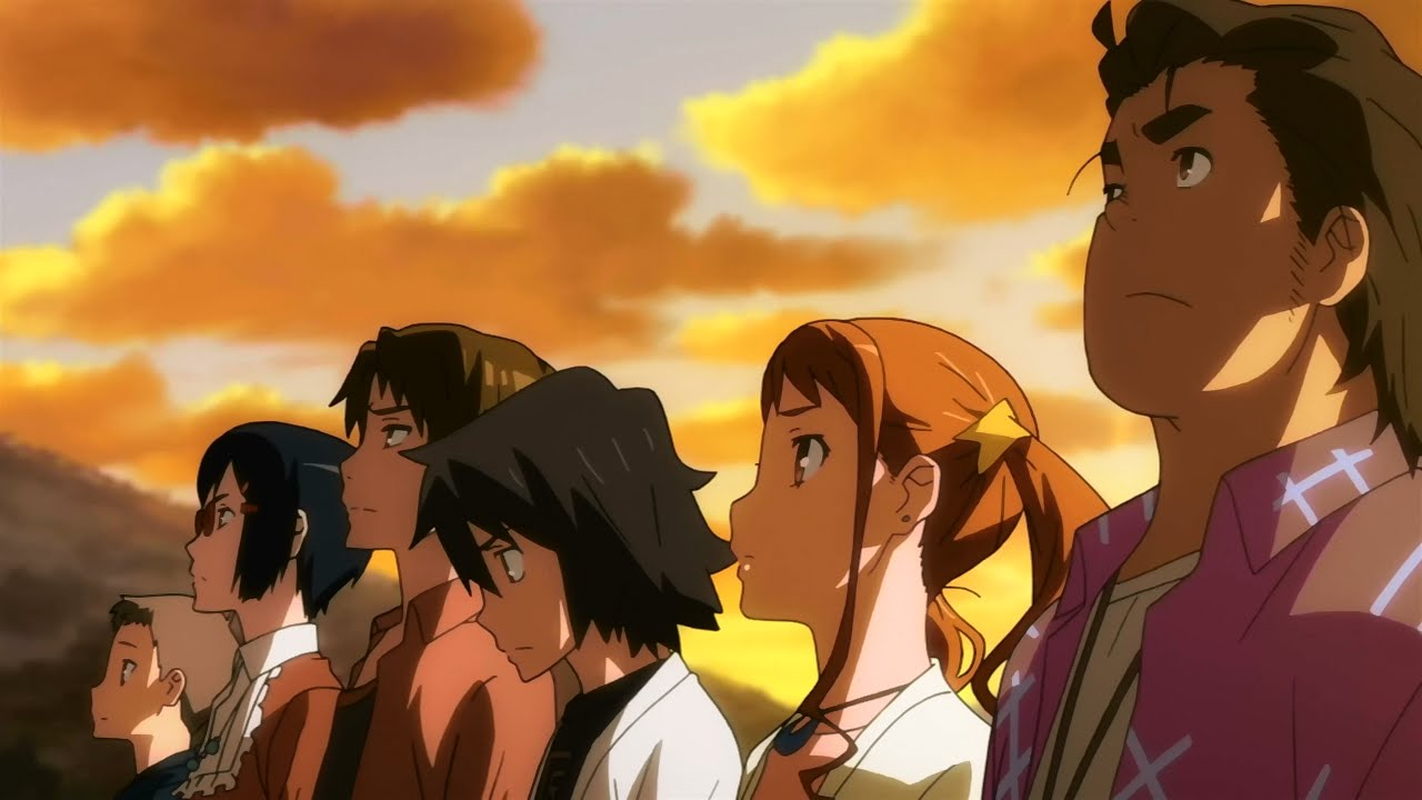 AnoHana Trailer Anime Series HD The Flower We Saw That