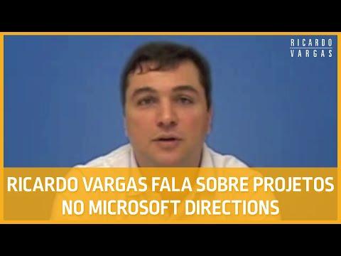 Webinar Ricardo Vargas no Microsoft Directions sobre Gerenciamento de Projetos