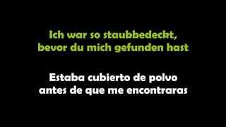 Sido feat. Mark Forster - Einer dieser Steine (con subtítulos en español)