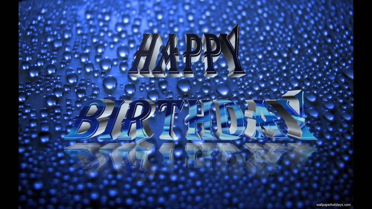 Happy Birthday Heavy Metal Version Youtube