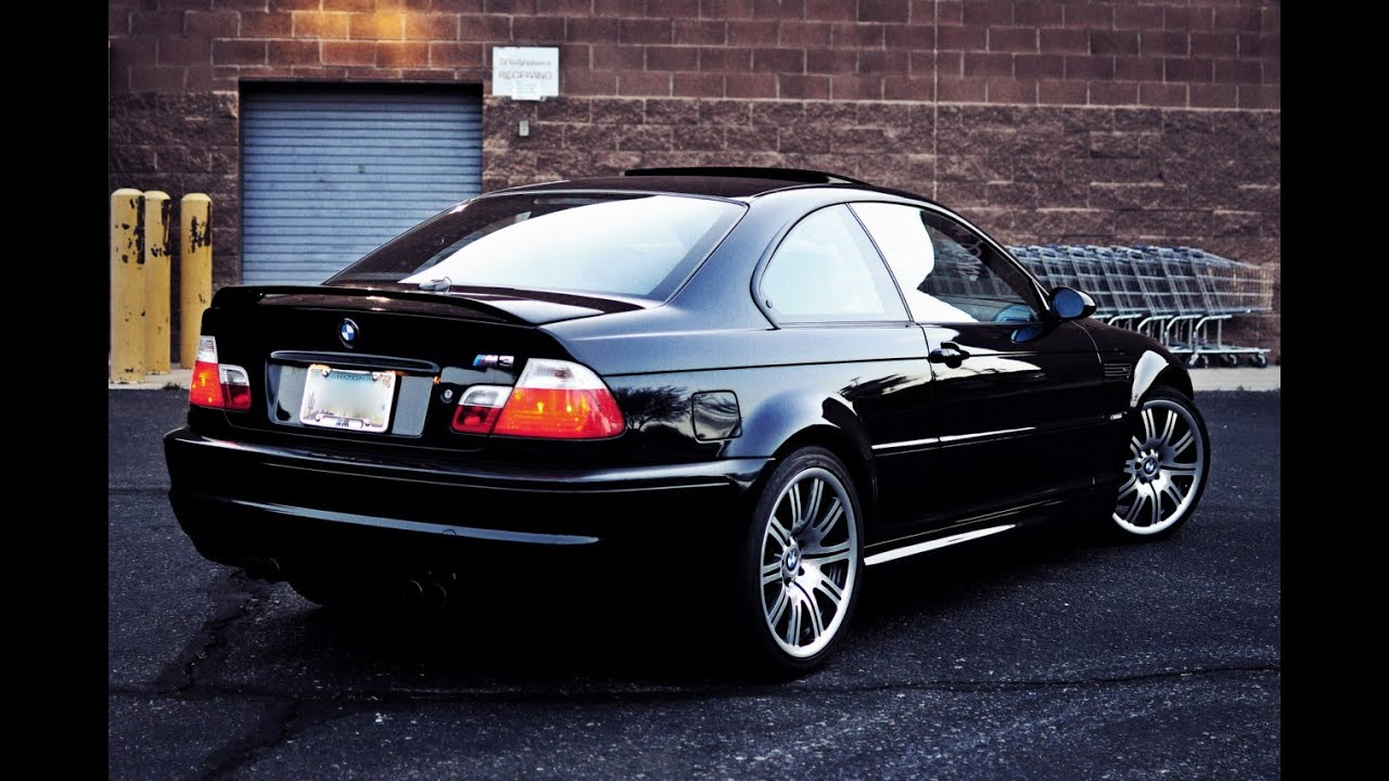 Bmw M3 E 46 Best Bmw M3 E46 Exhaust Sounds - Youtube