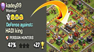 BEST TH11 TROPHY/LEGEND BASE 2018 | TH11 STRONG DEFENSIVE LEGEND BASE w/PROOF | Clash of Clans