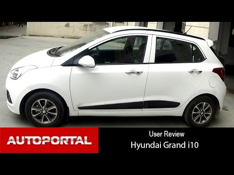 Grand i10 User Review - 'Best alternative to Swift and Beat' - Autoportal