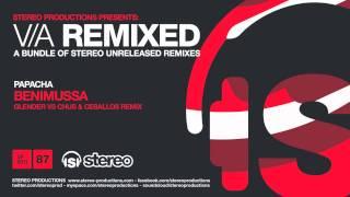 Papacha - Benimussa (Glender vs Chus & Ceballos Remix)