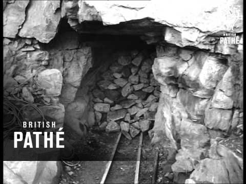 Quarry Blasting (1951)