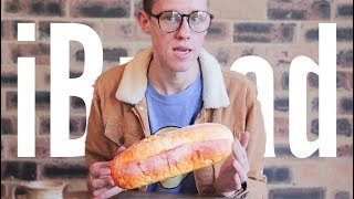 Reviewing the latest iBread loaf (Apple + iPhone Parody)