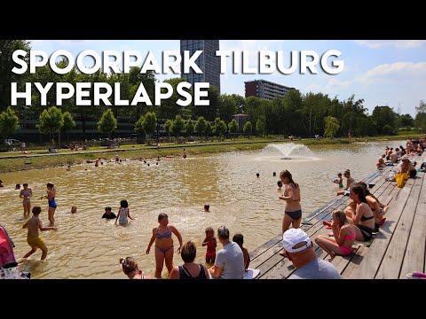 Hyperlapse Spoorpark Tilburg