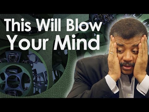 How We Might Be Living In Other Dimensions Without Knowing - A Neil deGrasse Tyson Visualization