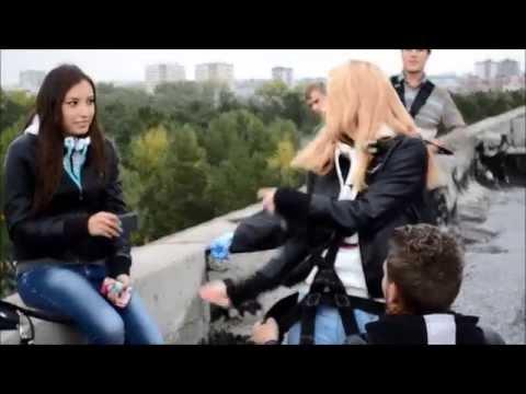 Rope jumping в Новосибирске Госпиталь 14 9 14
