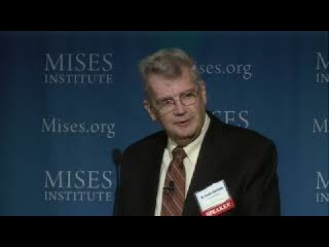 Documentary about Austrian Capital Theory   Roger W. Garrison