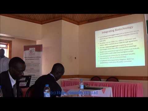 Updates on Virus Resistant Cassava Research in Uganda