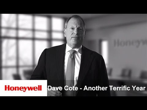 Honeywell Dave Cote - Another Terrific Year | About Honeywell