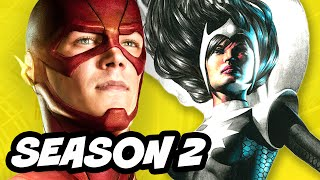 The Flash Season 2 Doctor Light and Carol Ferris Theories