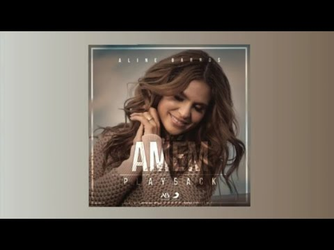 Aline Barros Amem Playback Youtube