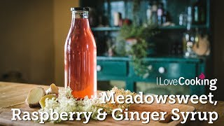 Meadowsweet Syrup with April Danann