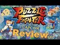 Puzzle Fighter Android Gameplay Review (Puzzle Arcade)