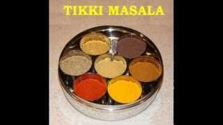 Tikki Masala - Electronic Masala Fusion mix 2014