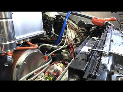 BMW E39 EV Conversion 22 Cooling System