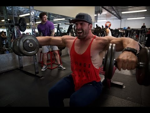 how to get big shoulders fast