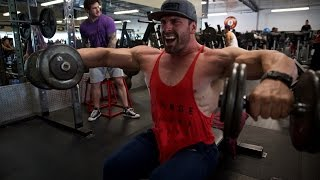 GET BIG SHOULDERS!