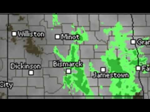 North Dakota Weather Alert! Stay Inside