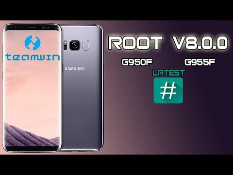 Root Galaxy S8 SMG950F Oreo 80 Quick Steps Major Solution