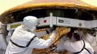 Making the space probe for Titan - BBC