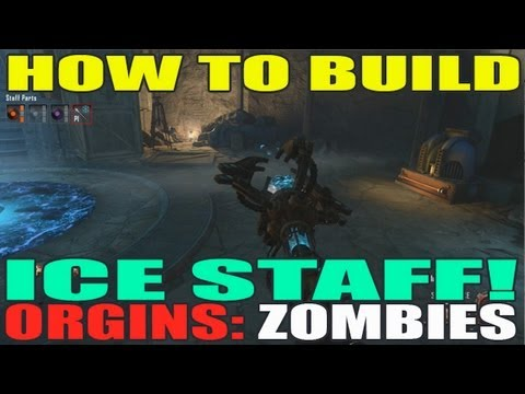Origins how to build blue ice staff tutorial walkthrough - Black ops 2 origins walkthrough ...