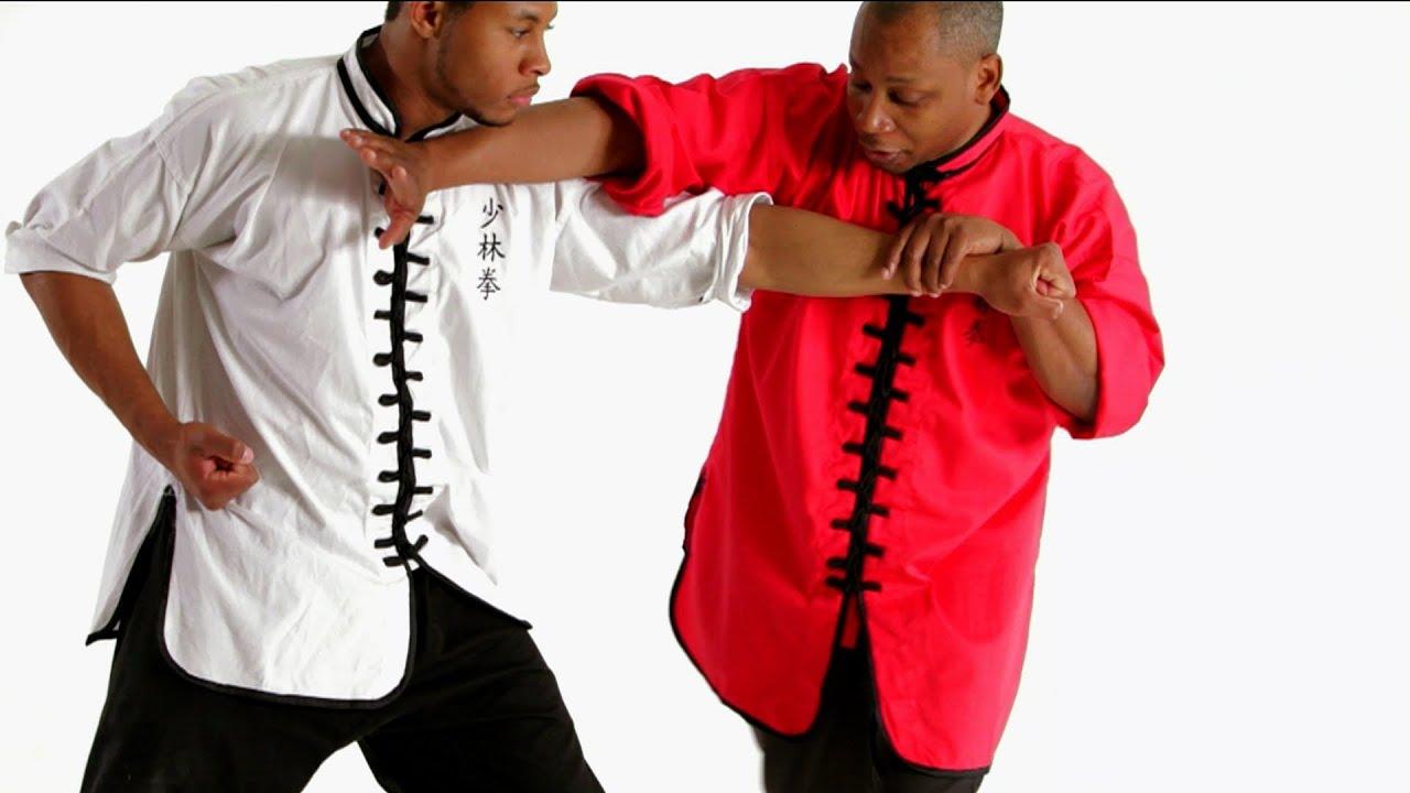 Golden Hook from 18 Hands Techniques | Shaolin Kung Fu