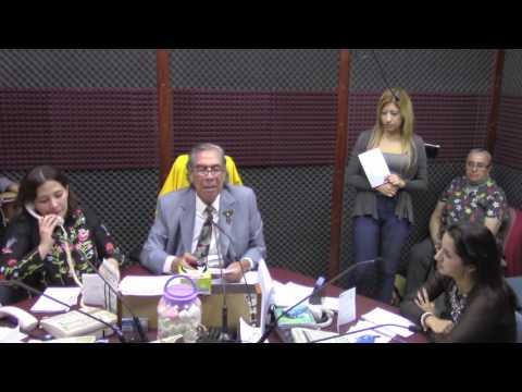 Viuda de Manuel López Ochoa 'Chucho el roto' felicita a Héctor; Flor de capomoMartínez Serrano