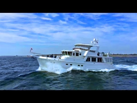 """Selene 54 Ocean Trawler """"Comedian"""" - Oslo Sommer 2016"""