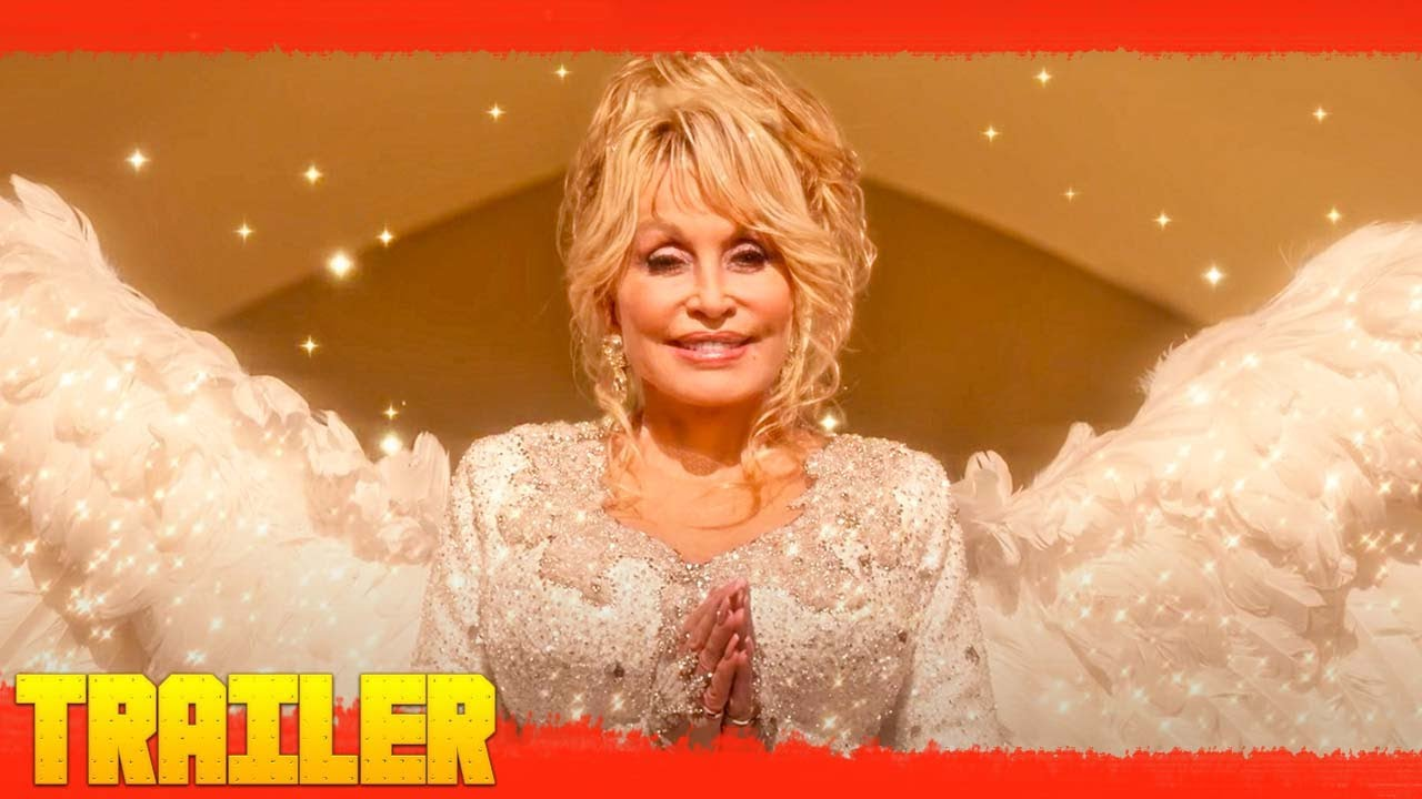 Dolly Parton's Christmas on the Square (2020) Netflix Tráiler Oficial Subtitulado