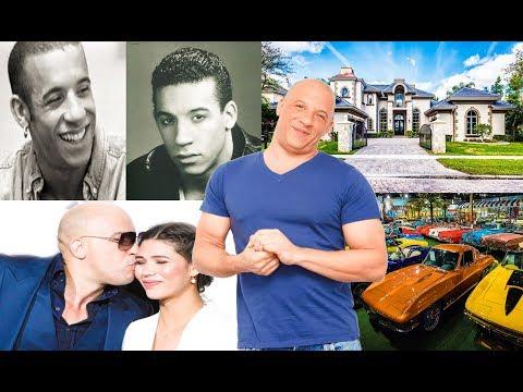 Vin Diesel's Biography 2019 | Net Worth, Wife Paloma Jiménez, Cars, Family, Childhood, Movies 2019