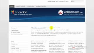 Instalar varios packs en el Hosting de Webempresa