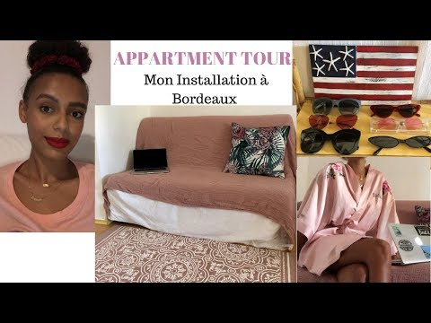 VLOG : Je M'installe à Bordeaux - Appartment Tour 🌸