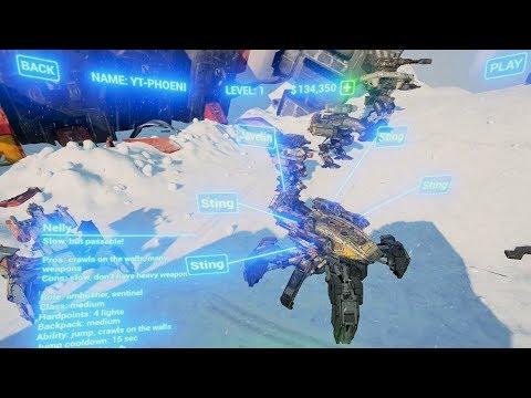 Battle Of Titans IOS Gameplay - Better Than War Robots ?
