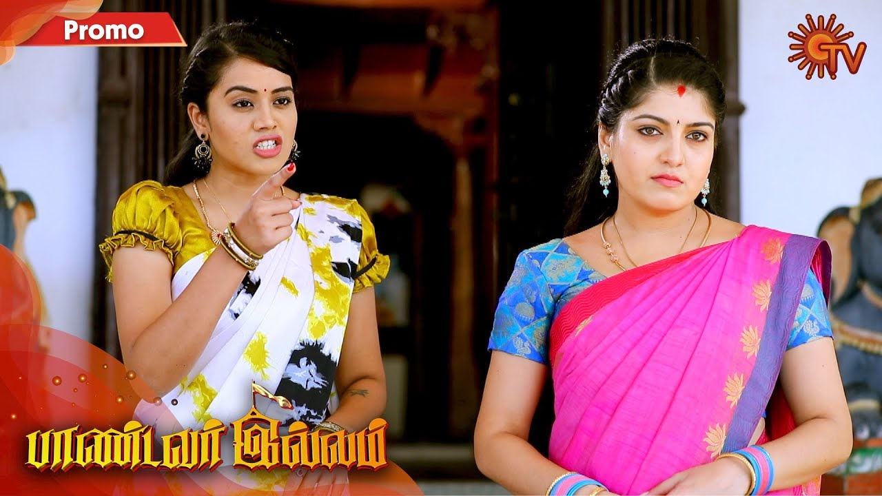 Tamil serial today