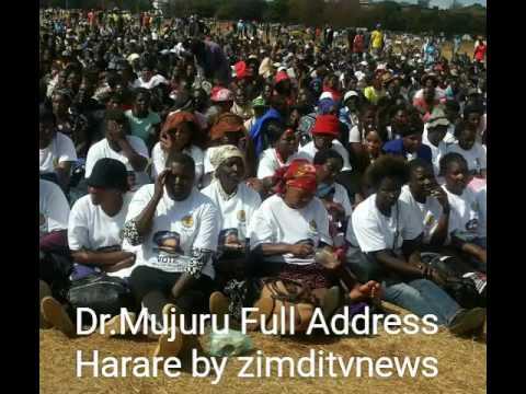 Dr.Mujuru Full Address Harare