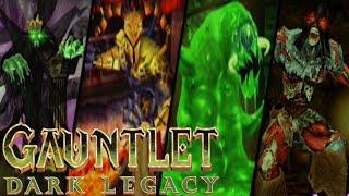 Gauntlet: Dark Legacy // All Bosses