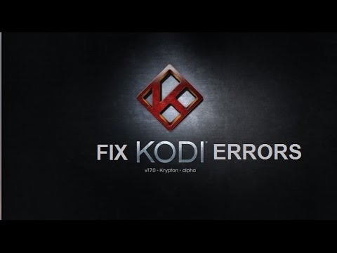How to Fix Playback Falied & Error Code in Kodi Add-Ons ?